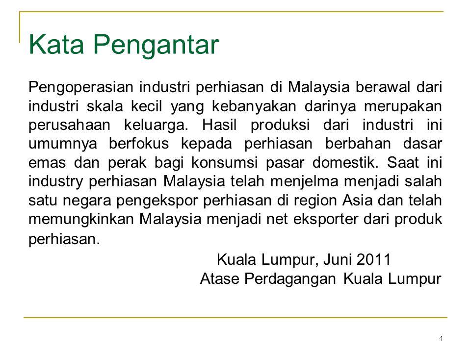 Kata Pengantar Kuala Lumpur, Juni 2011