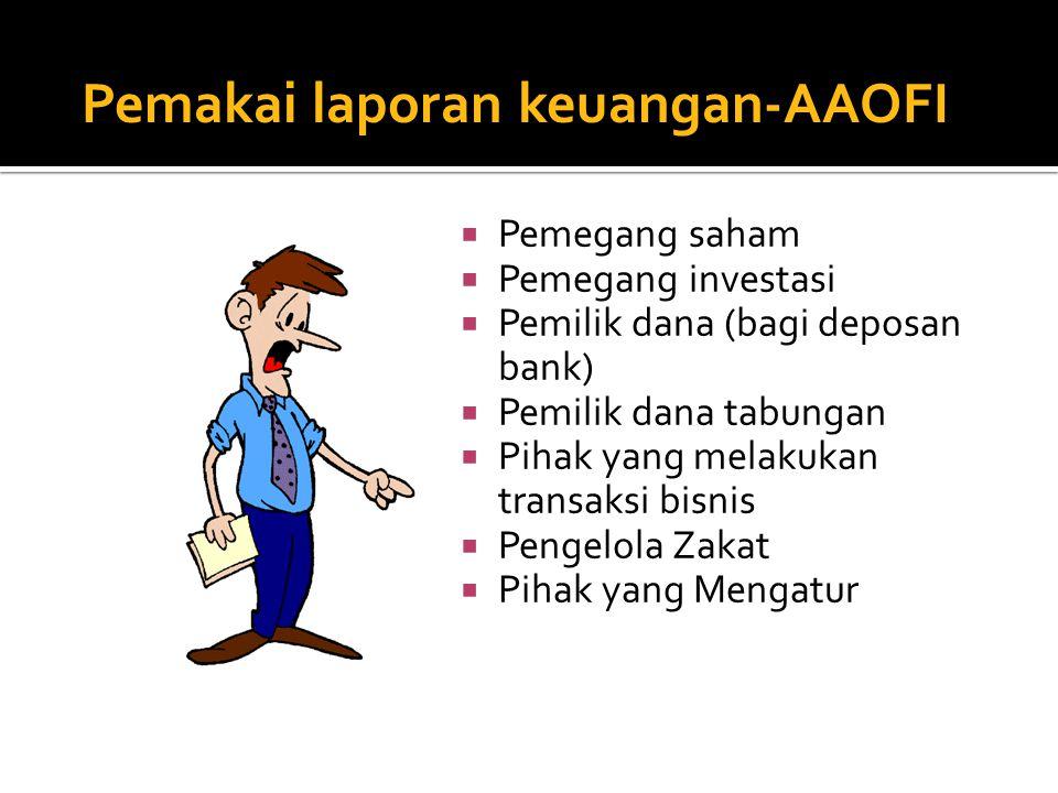 Pemakai laporan keuangan-AAOFI