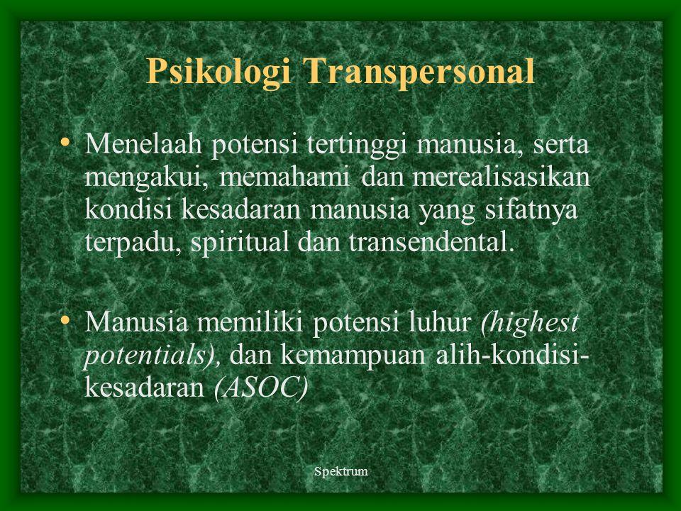 Psikologi Transpersonal