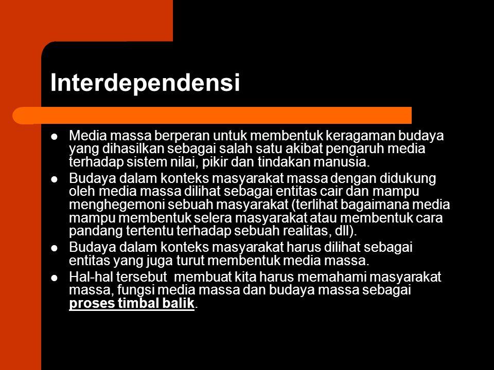 Interdependensi