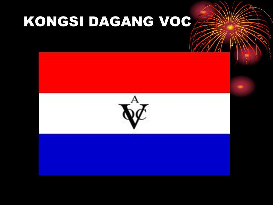 KONGSI DAGANG VOC