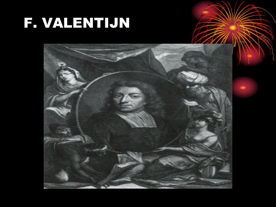 F. VALENTIJN