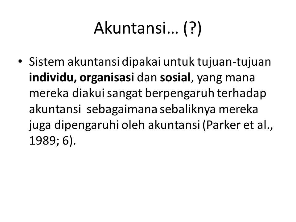 Akuntansi… ( )