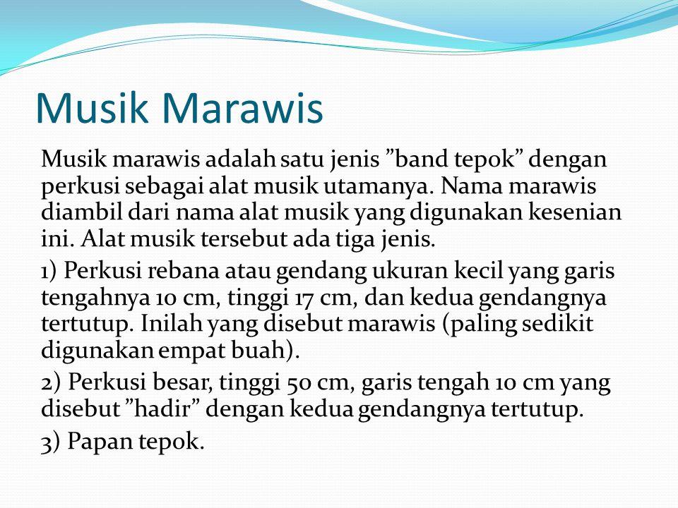 Musik Marawis