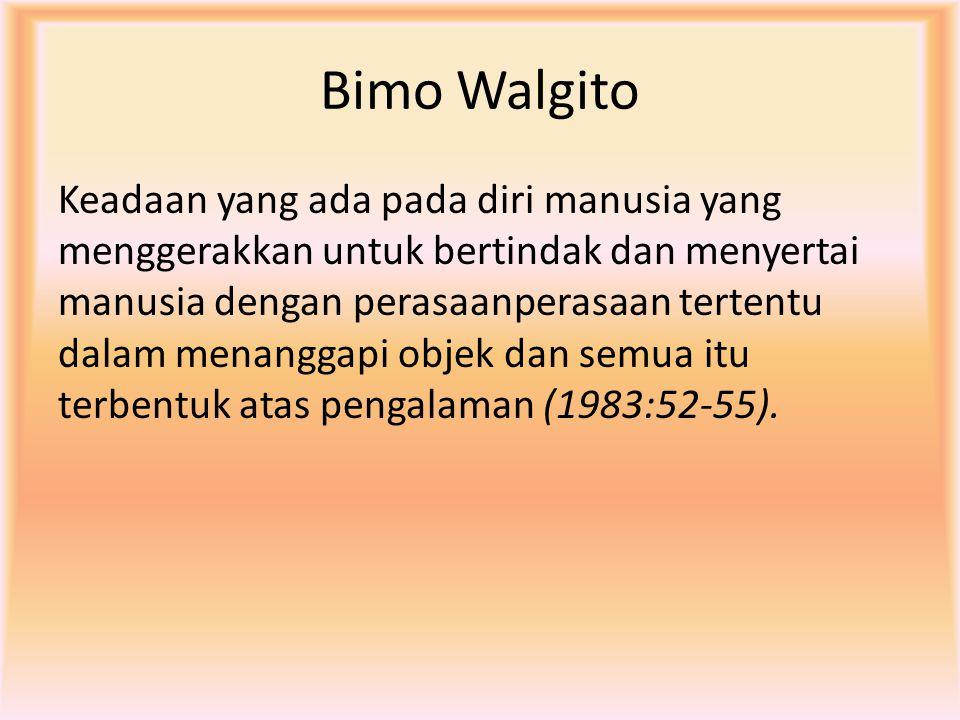 Bimo Walgito