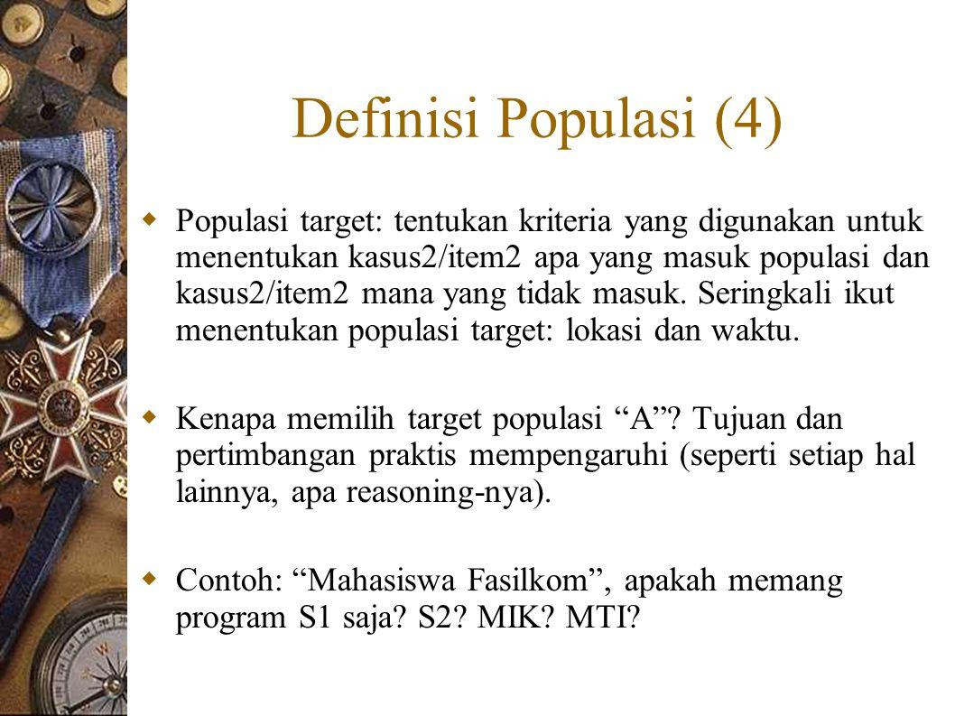 Definisi Populasi (4)