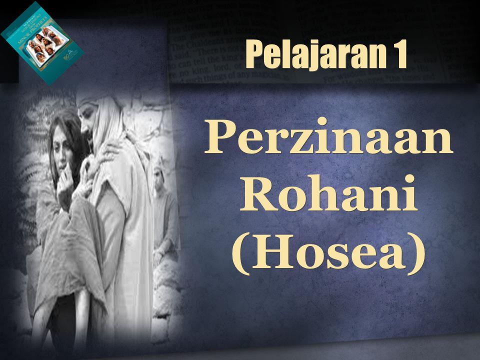 Perzinaan Rohani (Hosea)