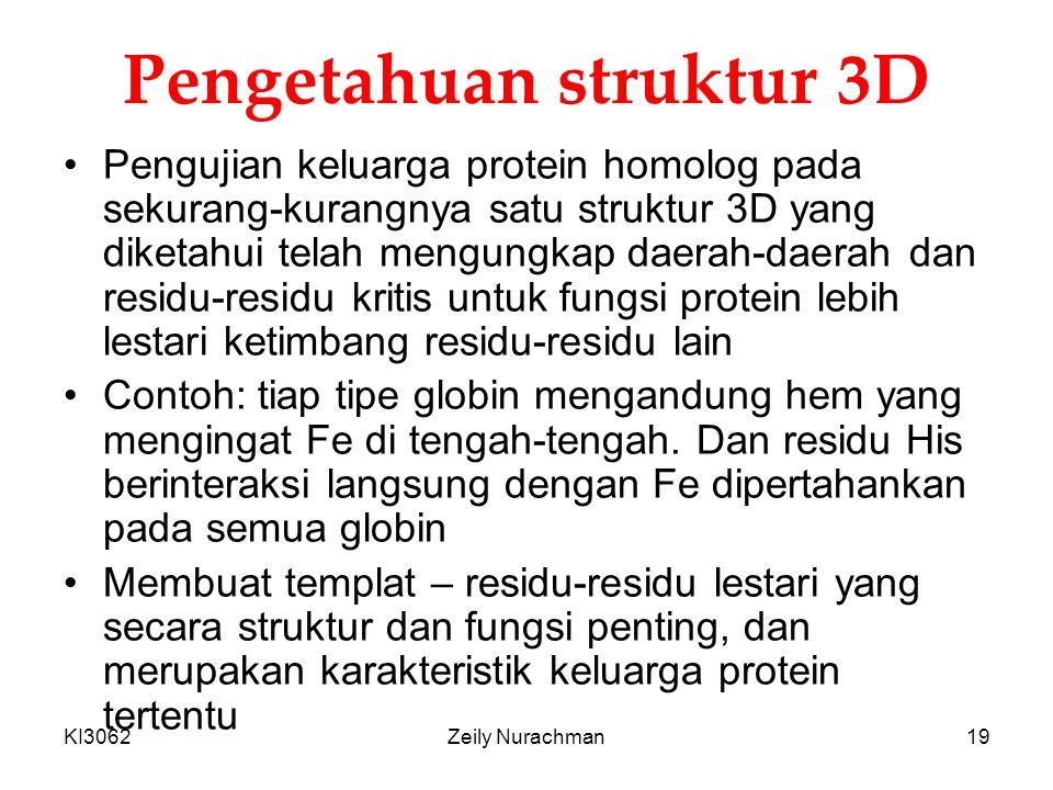Pengetahuan struktur 3D