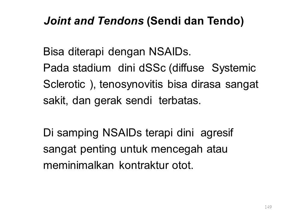 Joint and Tendons (Sendi dan Tendo)
