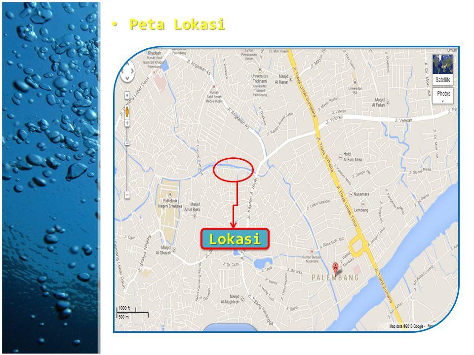 Peta Lokasi Lokasi