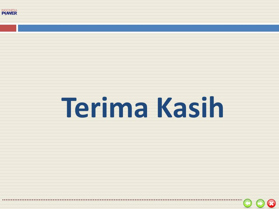 Terima Kasih A schedule design for optional periods of time/objectives.