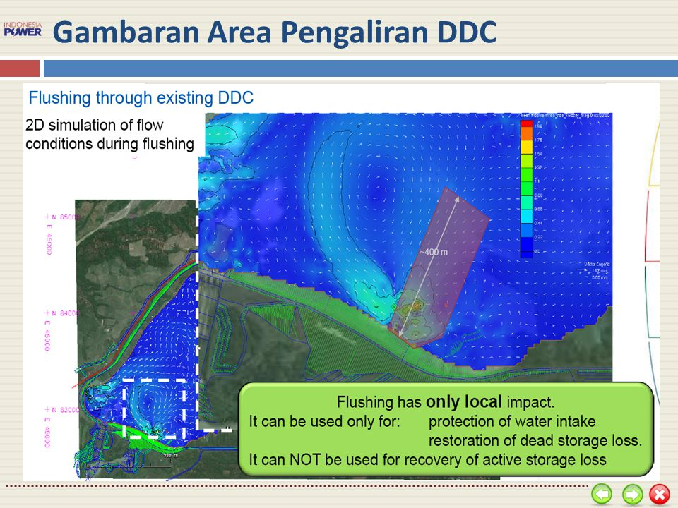 Gambaran Area Pengaliran DDC