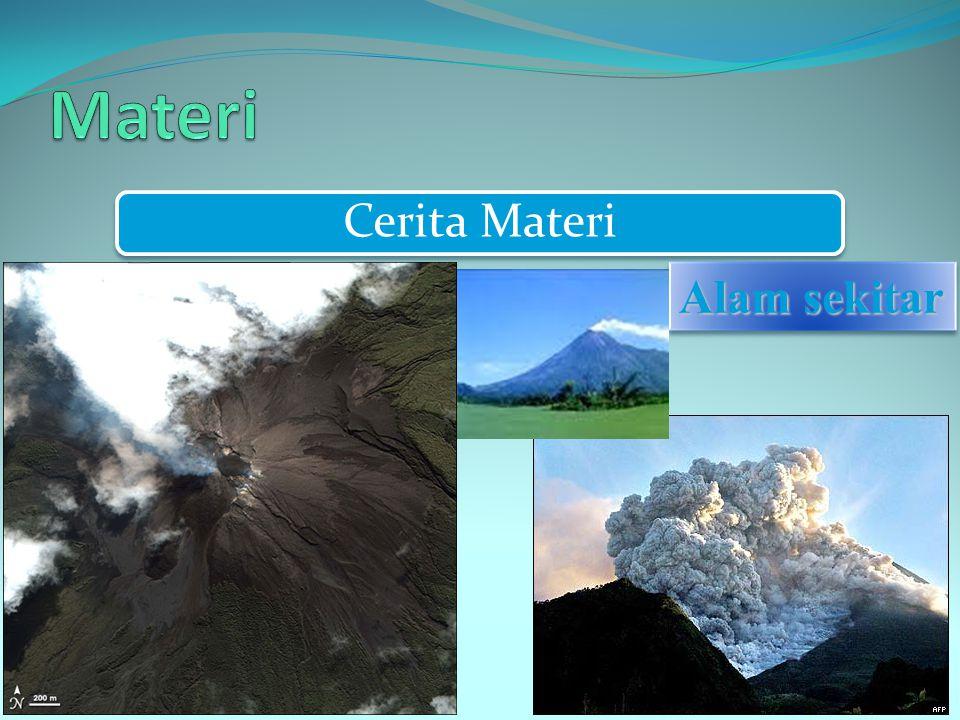 Materi Cerita Materi Alam sekitar