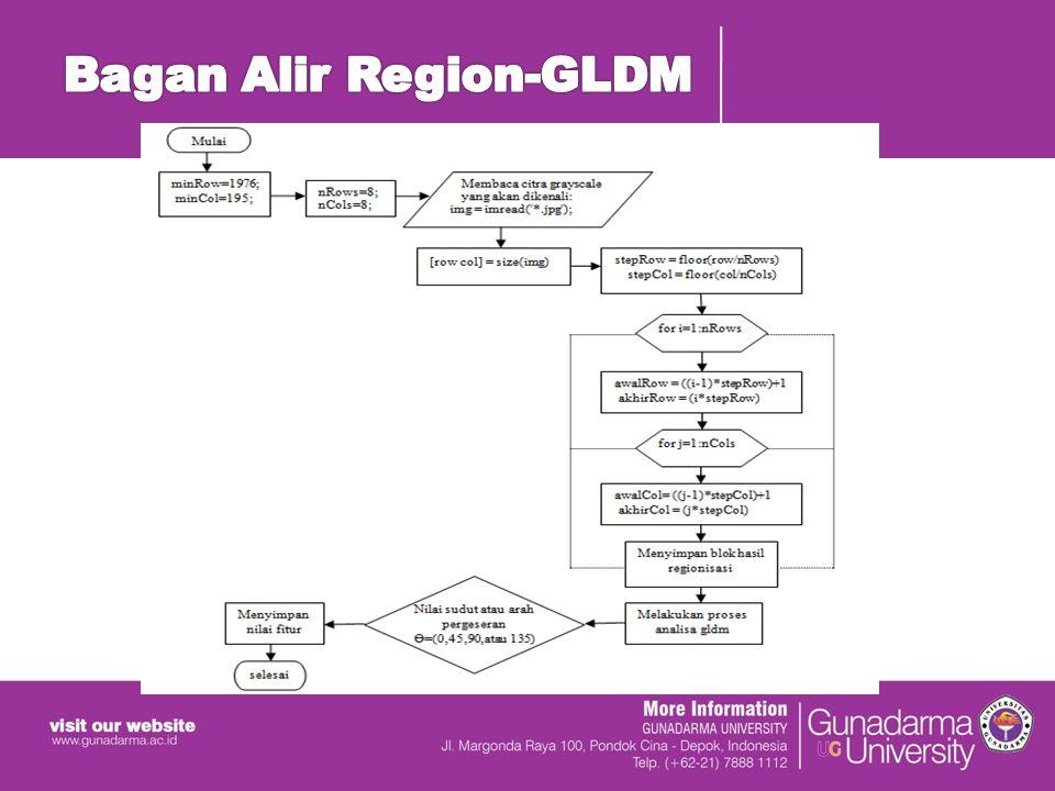 Bagan Alir Region-GLDM