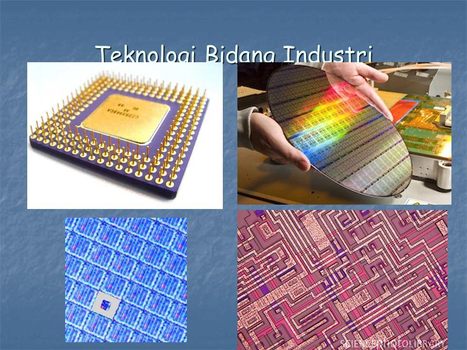 Teknologi Bidang Industri