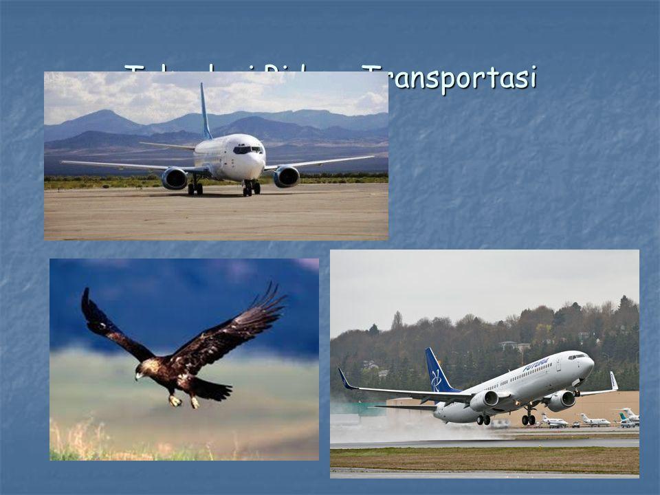 Teknologi Bidang Transportasi