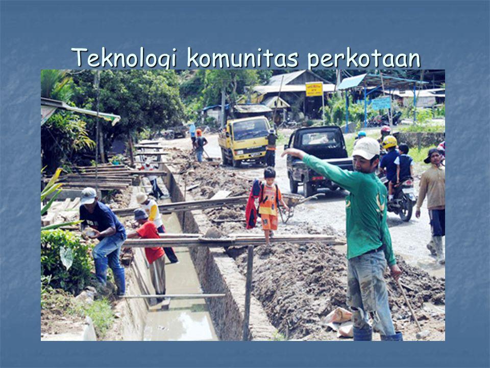 Teknologi komunitas perkotaan