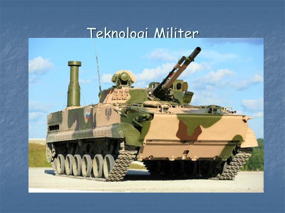 Teknologi Militer