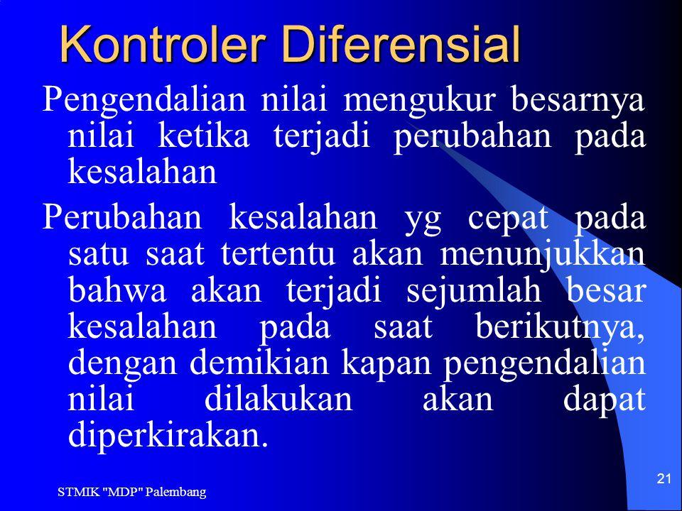 Kontroler Diferensial