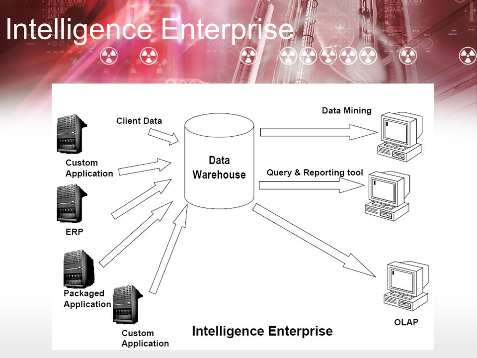 Intelligence Enterprise