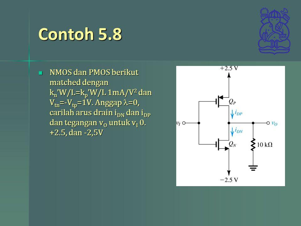 Contoh 5.8