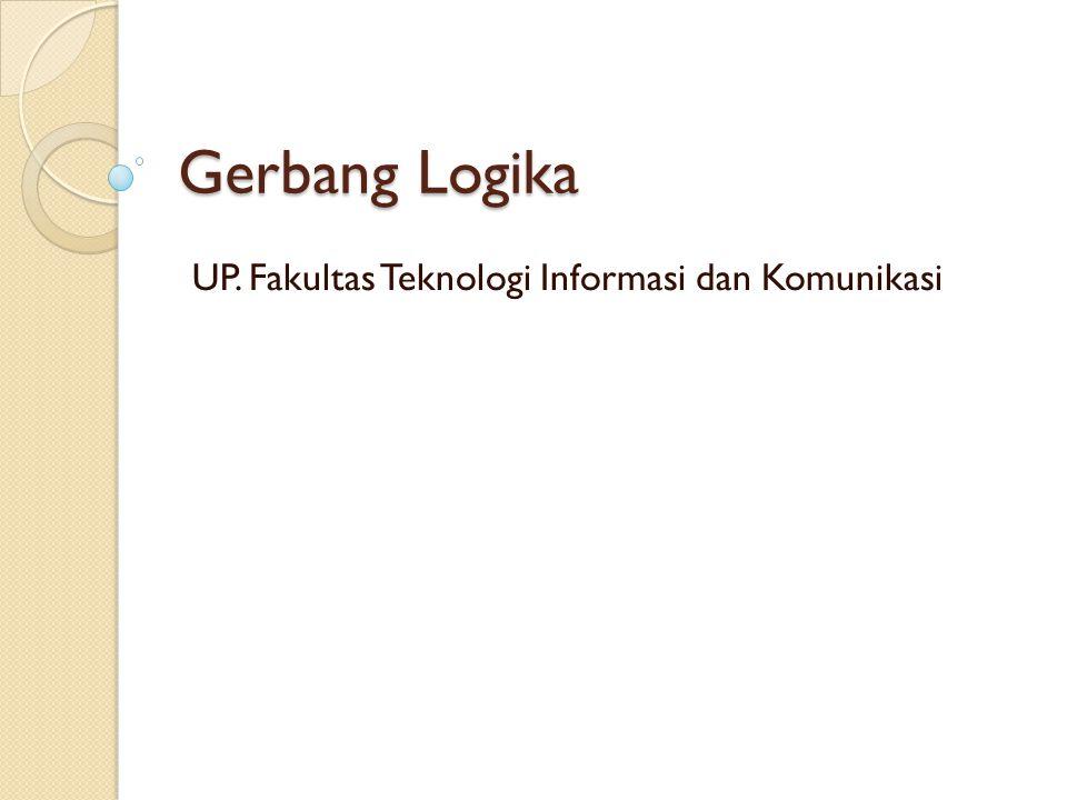 UP. Fakultas Teknologi Informasi dan Komunikasi
