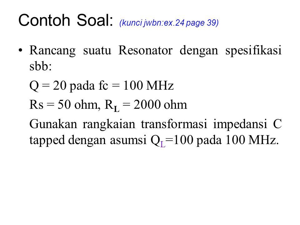 Contoh Soal: (kunci jwbn:ex.24 page 39)