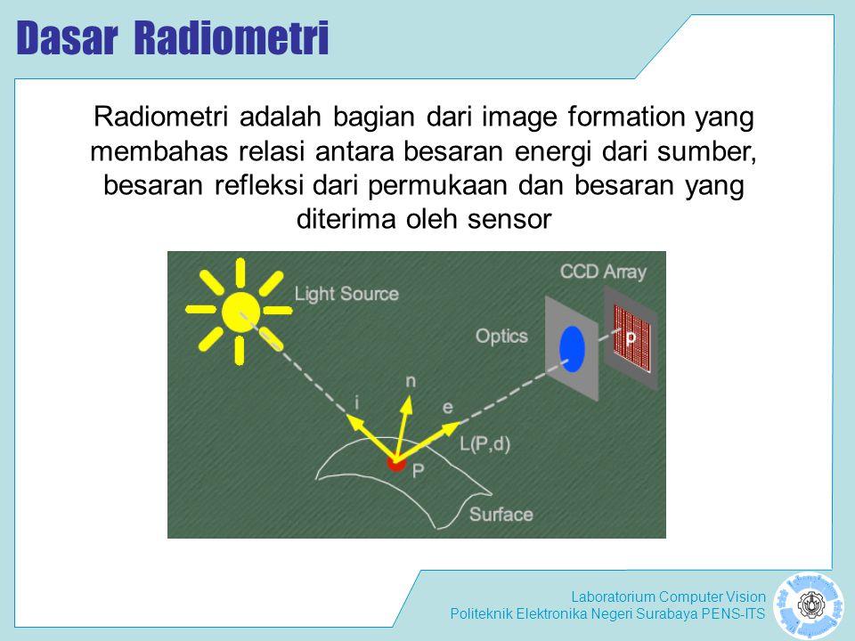 Dasar Radiometri