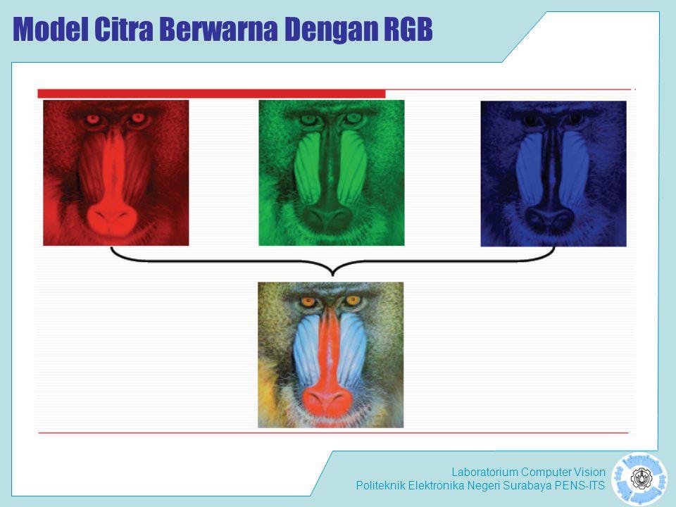 Model Citra Berwarna Dengan RGB