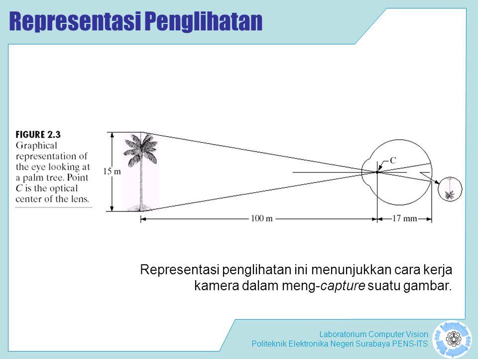 Representasi Penglihatan