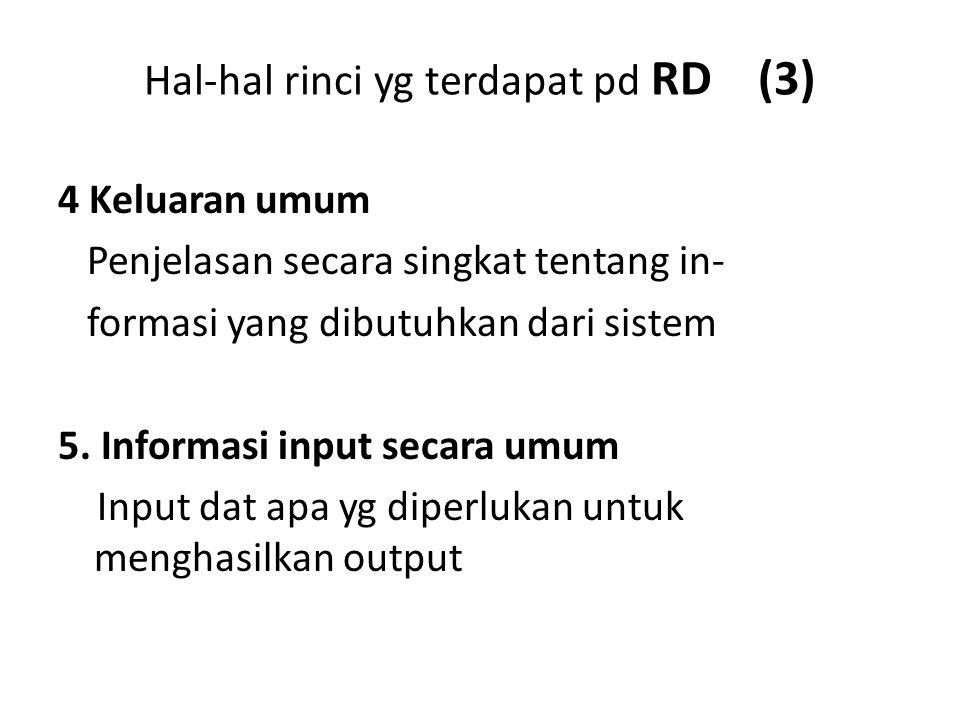 Hal-hal rinci yg terdapat pd RD (3)