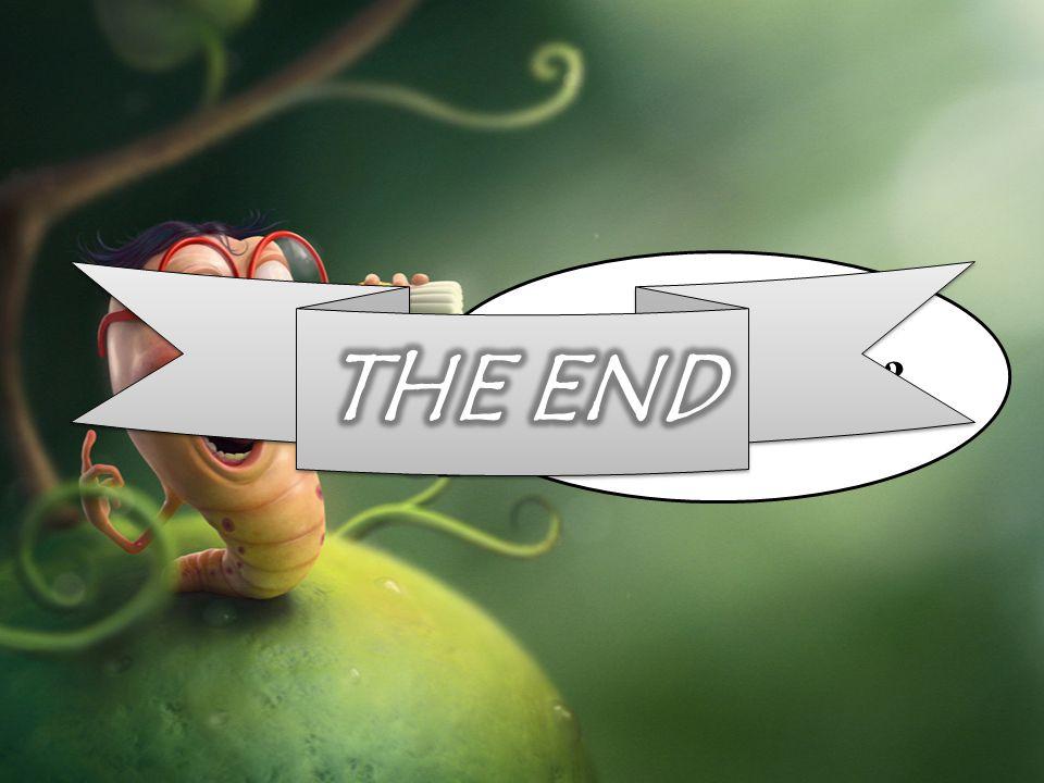 Sesi Tanya Jawab THE END