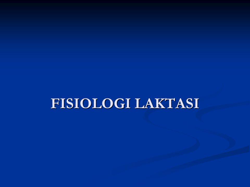 FISIOLOGI LAKTASI