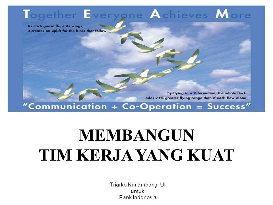 Triarko Nurlambang -UI