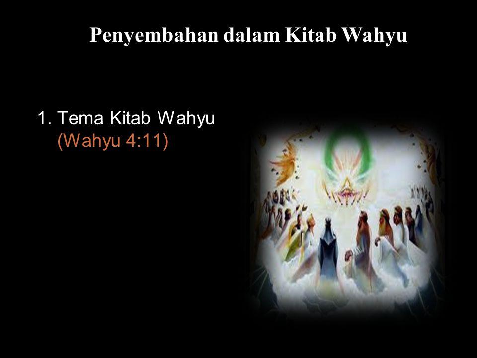Penyembahan dalam Kitab Wahyu