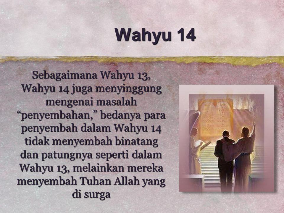 Wahyu 14