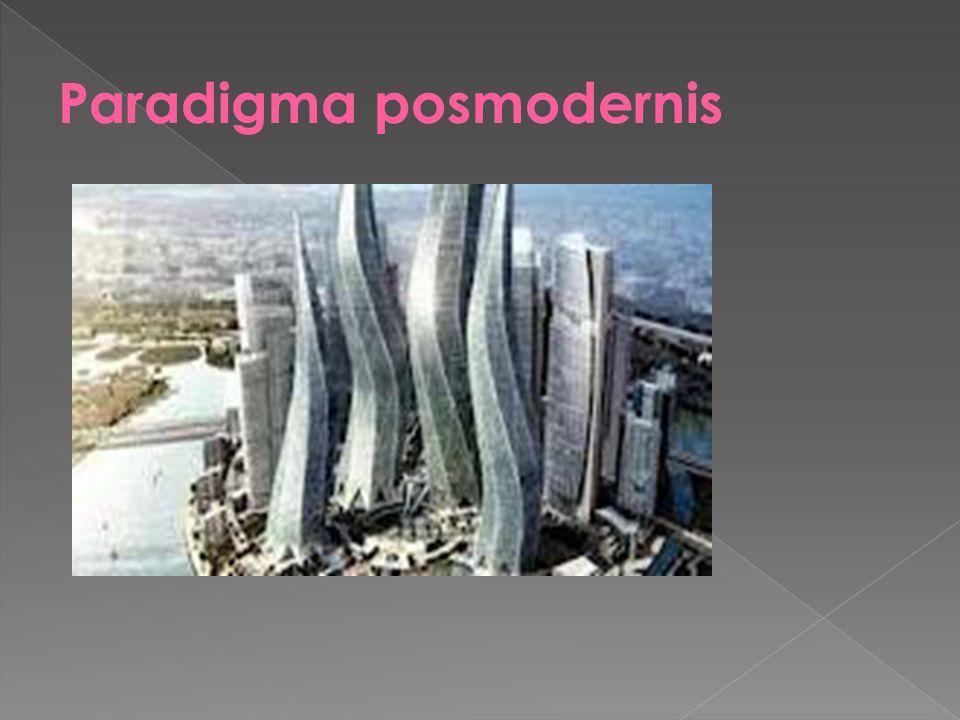 Paradigma posmodernis