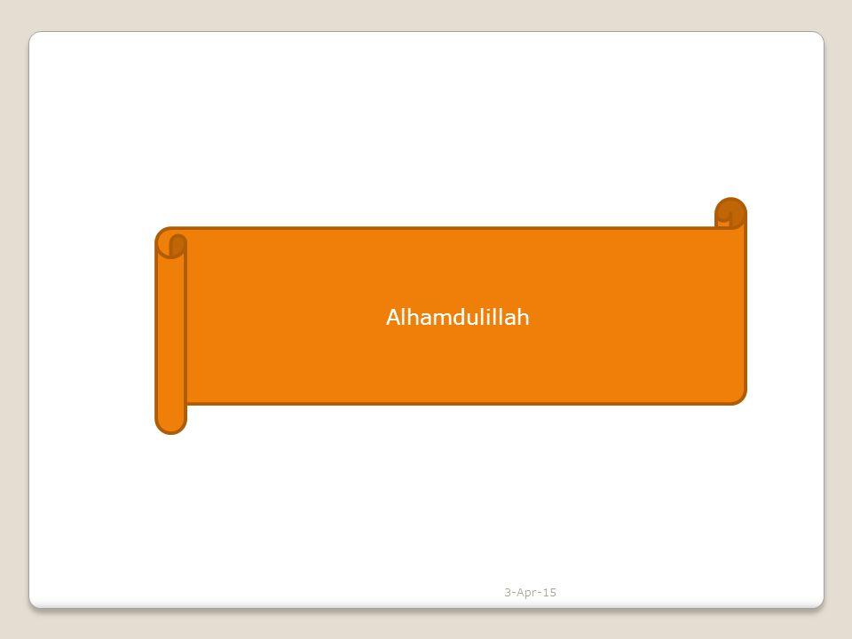 Alhamdulillah 9-Apr-17