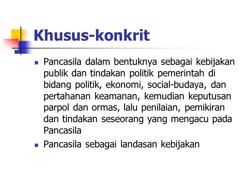 Khusus-konkrit