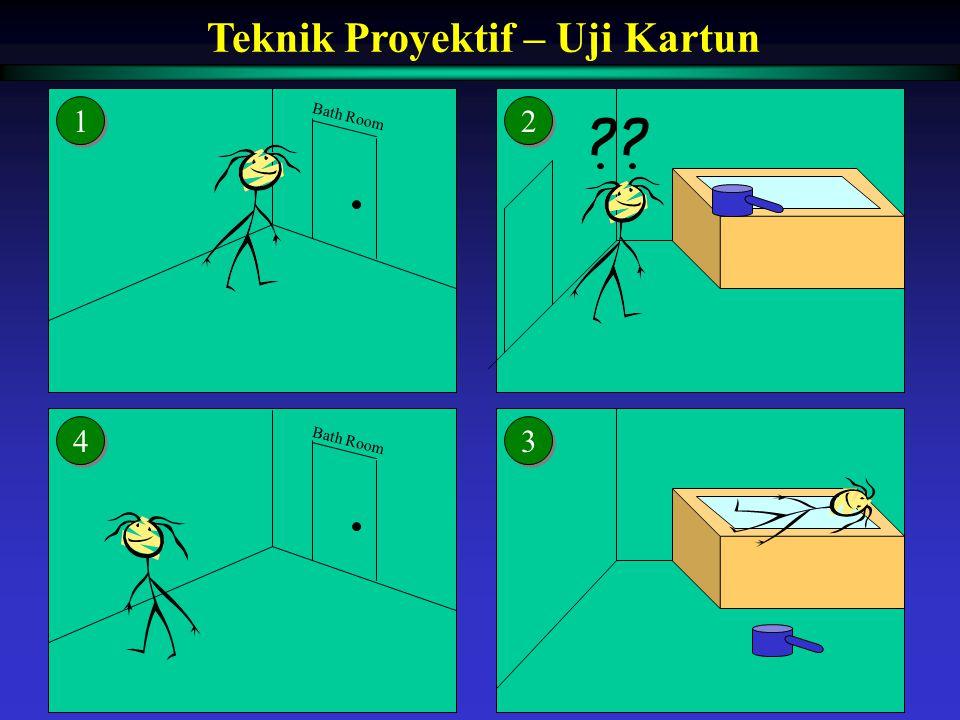 Teknik Proyektif – Uji Kartun