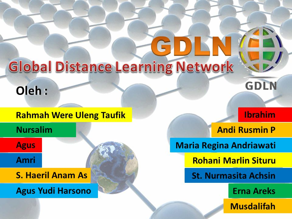 Global Distance Learning Network