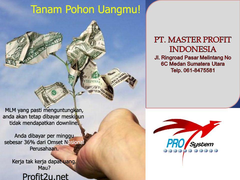 PT. MASTER PROFIT INDONESIA