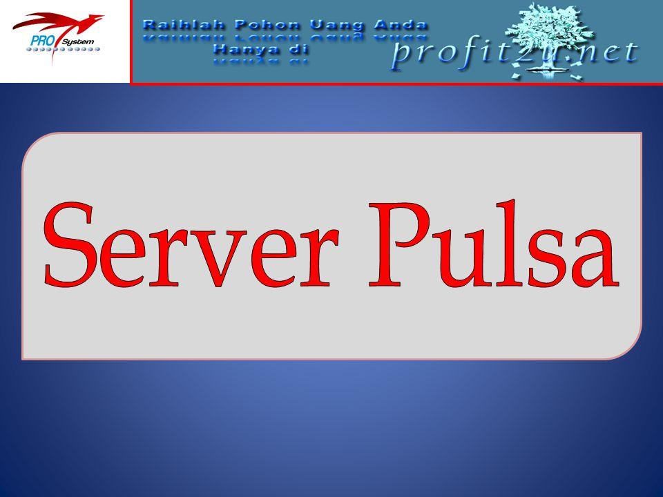 Server Pulsa
