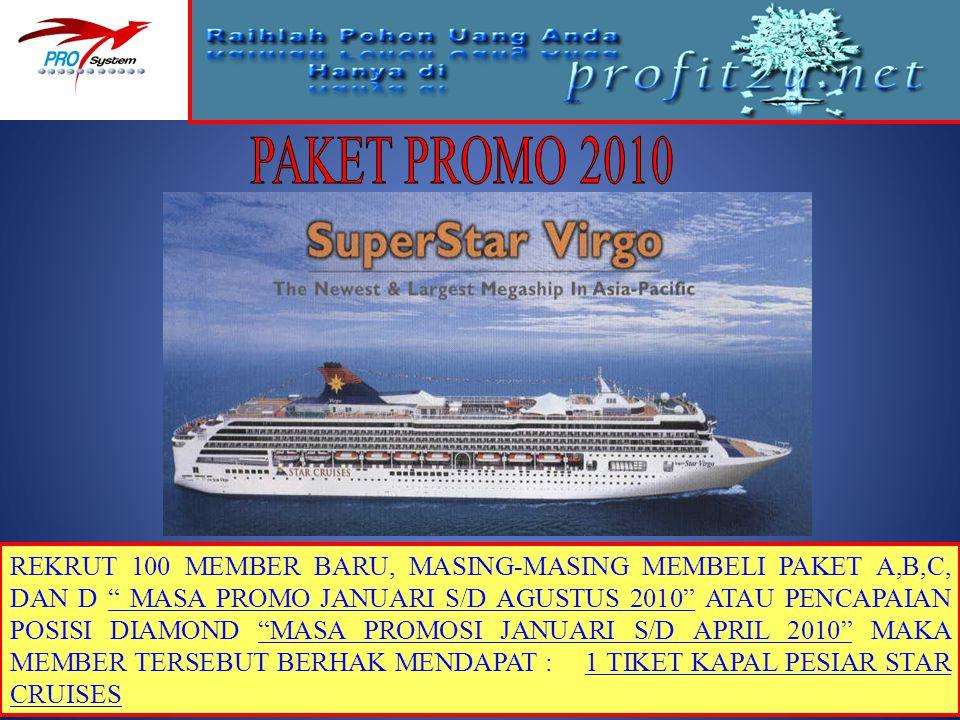 PAKET PROMO 2010