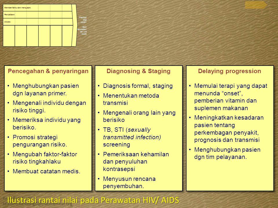 Pencegahan & penyaringan