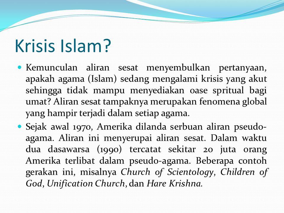 Krisis Islam