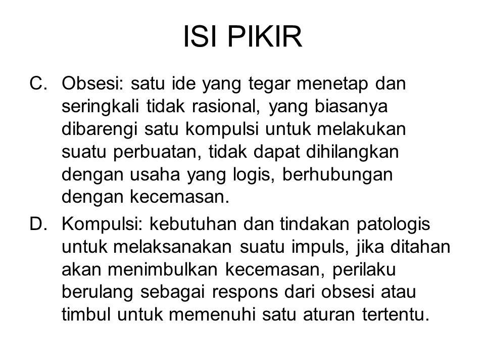 ISI PIKIR