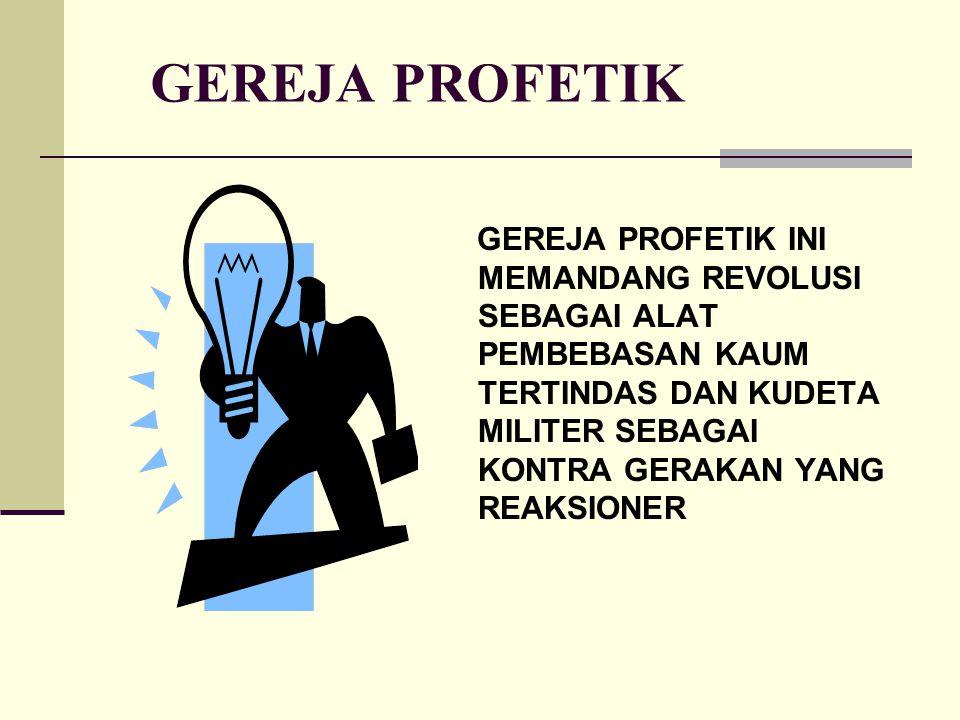 GEREJA PROFETIK