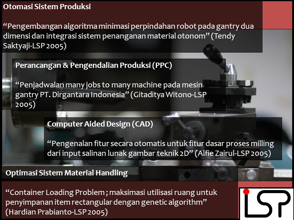 Otomasi Sistem Produksi