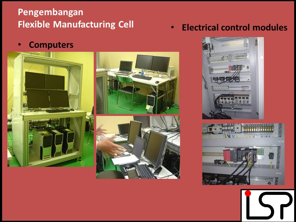 Pengembangan Flexible Manufacturing Cell